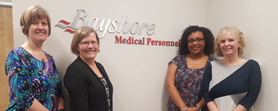 Bayshore Medical Personnel team